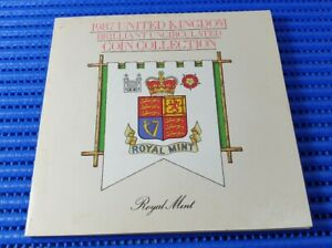 1987-United-Kingdom-Brilliant-Uncirculated-Coin-Collection