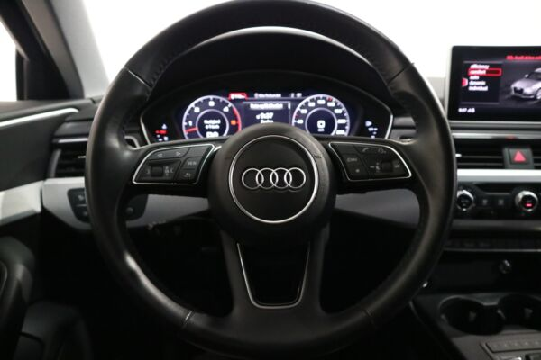 Audi A4 3,0 TDi 218 Sport Avant S-tr. billede 3