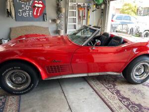 1970 Chevrolet Corvette Base