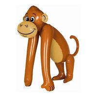 43 Inflatable Jungle Monkey Tropical Animal Chimp Ape Party Decoration Prop