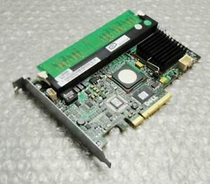 Dell-MN985-0MN985-PowerEdge-256MB-Perc-5-Ich-SAS-SATA-Raid-Regler-Karte-U7511
