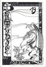 Schattenklinge #19-Das Magazin für RuneQuest, Cthulhu, Nephilim und Elric!