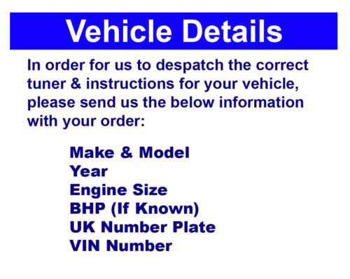 Toyota Diesel chip de reasignación de-Caja de sintonización Yaris IQ 1.4