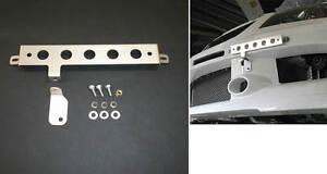 Beatrush-License-Plate-Holder-JDM-Mitsubishi-EVO-9-Direct-Replacment-S103057NS