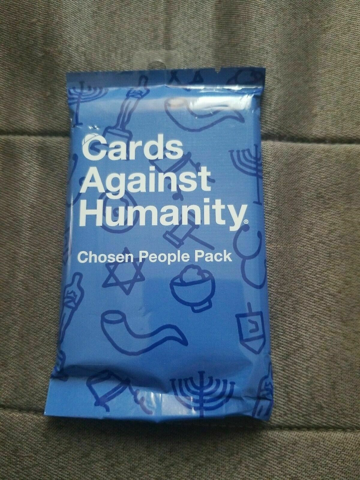 Cards Against Humanity Jew Holiday Pack BRAND NEW SEALED*