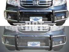 BGT 2004-2014 TITAN FRONT BULL BAR WITH PLATE BUMPER PROTECTOR GUARD S//S