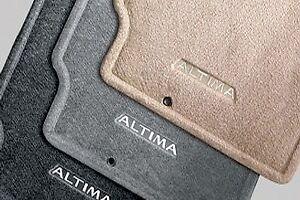 Genuine Nissan Altima 2010-2012 Carpeted Floor Mats ( 4-pc ...