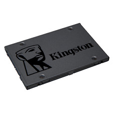 Kingston A400 960 GB SATA SSD 2D NAND TLC 2.5zoll
