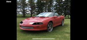 1997 Camaro Z28 Convertible trades????