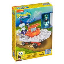 Mega Bloks SpongeBob Squarepants - Squidward Racer CNP24 - *BRAND NEW*