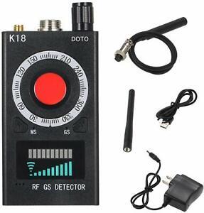 Detecteur-de-signal-RF-K18-Camera-anti-espion-Detecteur-de-bugs-audio-GSM-GPS