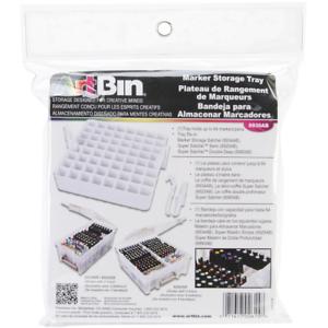 6939AB ArtBin Marker Storage Tray-White
