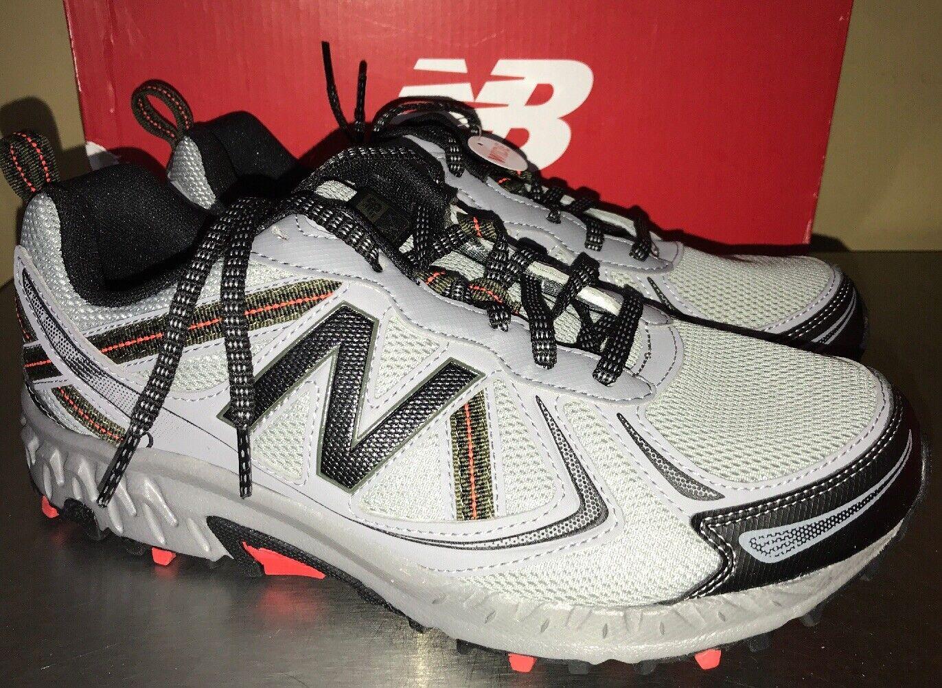 NEW BALANCE Trail shoes Men Sz 12 4E WIDE Running Sneakers MT410CS5 NEW