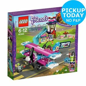 LEGO Friends Heartlake Airplane Tour - 41343. 5702016111651