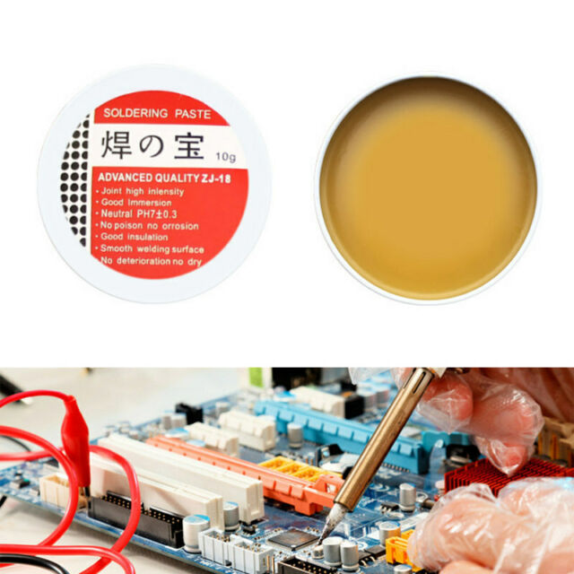 1x 100g NC-559-ASM Soldering Paste Aid Auxiliary Solder iron for PCB BGA PGA SMD