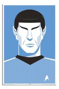 Star-Trek-Pop-Spock-50th-Aniversario-Poster-Nuevo-Maxi-Tamano-91-4x61cm
