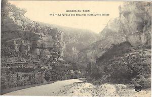 48-cpa-Gorges-du-Tarn-Le-Cirque-des-Beaumes-et-Beaumes-basses