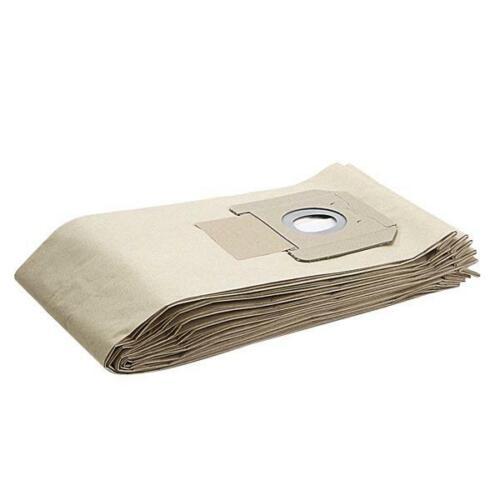 5x Kärcher Papierfiltertüten 2-lag NT 561 Staubsaugerbeutel Filtertüten 69042080