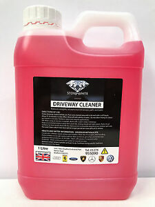 Cleaner oil grease stain remover tarmac concrete driveway for Best oil cleaner for concrete