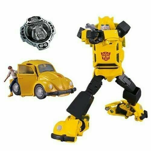 Transformers Masterpiece edizione Mp45 Bumblebee e Spike 2.0 SHIPS NOW ON He