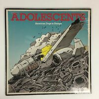 Adolescents - American Dogs In Europe 12 Ep - Brand