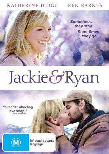 1 of 1 - Jackie & Ryan (DVD, 2015) NEW R4