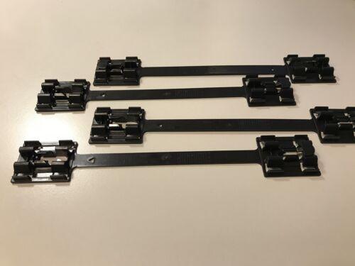 Clip Klammer Blende Einstiegverkleidung Seitenschwelle OPEL ASTRA G Cabrio 4 St