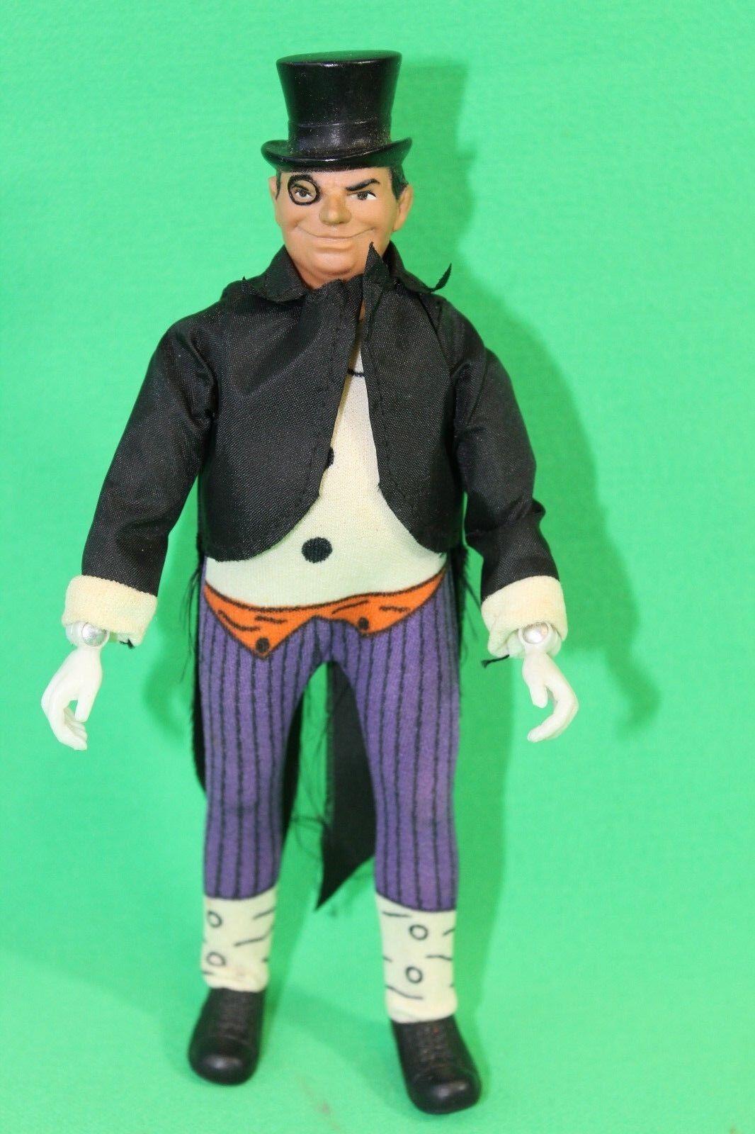 1973 Mego WGSH Penguin Type 1 Action Figure