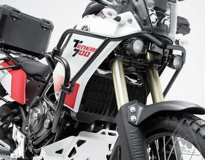 for 13-18 BMW R1200GS SW-Motech Windshield Reinforcement Kit Black