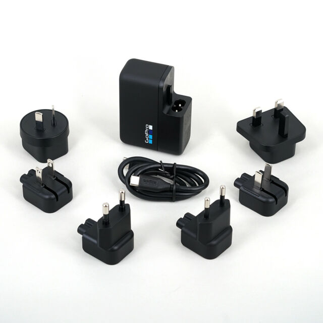 GoPro Supercharger Dual Port Wall Charger for HERO 7 6 5, Karma Grip Stabilizer