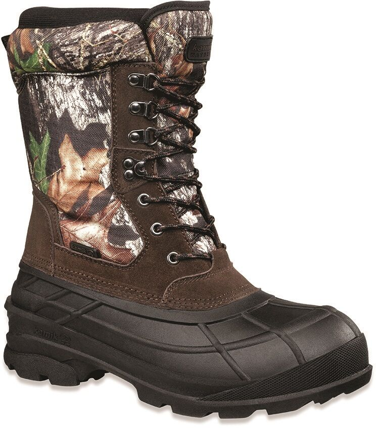 Kamik Winterstiefel NATIONCAMO - NK0609 - Thinsulate -waterproof - bis -40°C