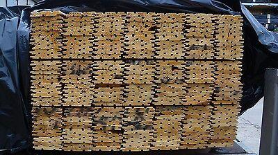 Fassadenverkleidung 22x146 Mm Doppelrhombiodprofil Sib Lärche,bauholz,carport KöStlich Im Geschmack Bretter, Bohlen & Balken Business & Industrie