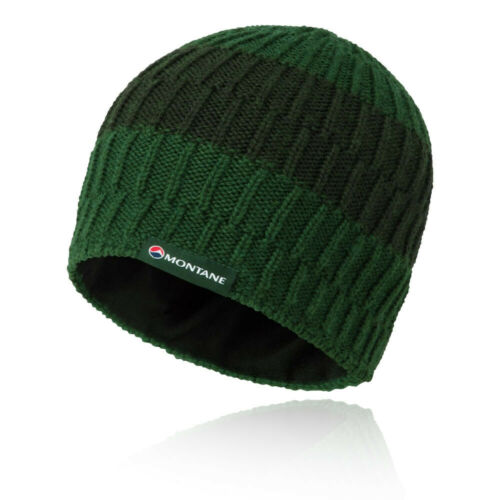 Montane Homme voiliers Halo Beanie-Vert Sports Plein Air Chaud Coupe-vent