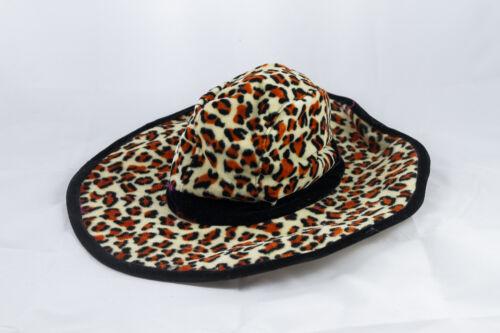 Damenhut Leo Leopard Karneval Fasching Hut Faschingshut 123817813