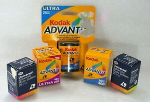 Set-of-5-Out-Of-Date-APS-Colour-Print-Films