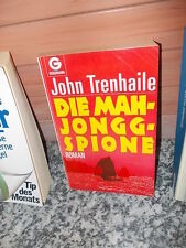 Die Mah-Jongg Spione, ein Roman von John Trenhaile