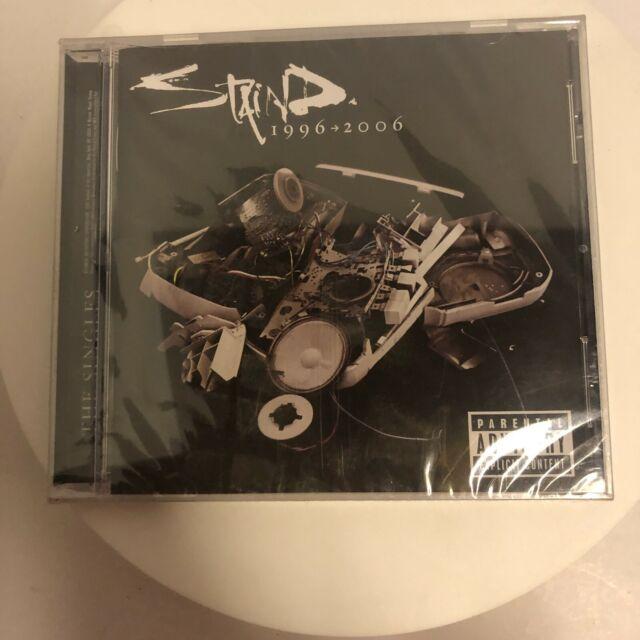 The Singles 1996-2006 [PA] by Staind (CD, Nov-2006, Flip