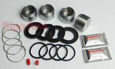 Rear Brake Caliper Seal & Piston Repair Kit for Jaguar XJ6 XJ12 XJS (BRKP130)