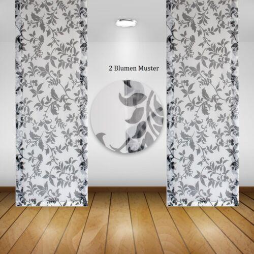 07 NEUF Surfaces lavables Rideaux Coulissant rideau rideau rideau 50x245cm couleur