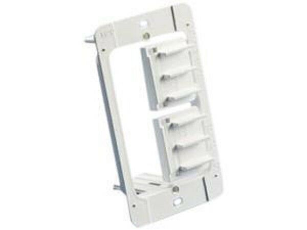 CADDY ERICO MP1P SINGLE GANG LOW VOLTAGE MTG BRACKET BAG OF 10