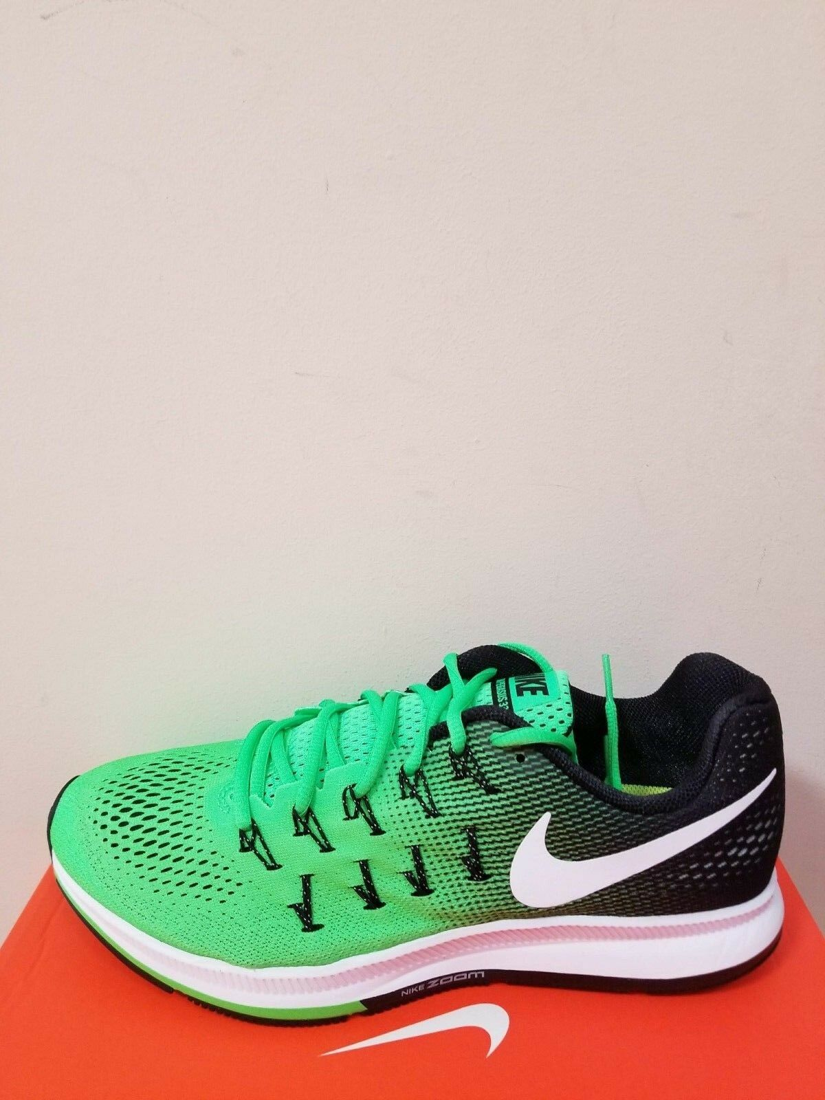 Nike homme Air ZoomPegasus 33 fonctionnement chaussures