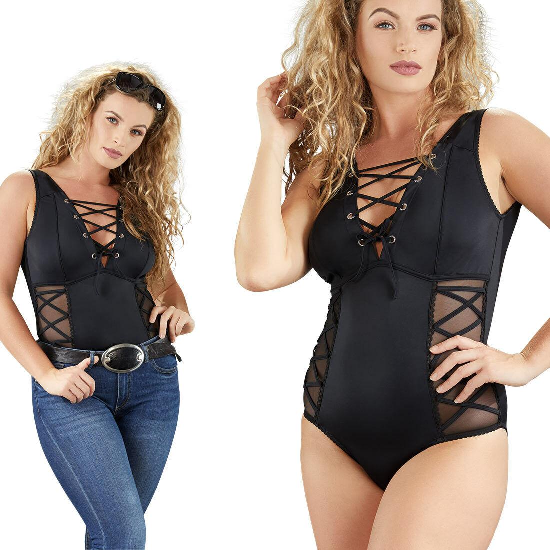 Plus Größe Damen Body L XL 2XL 3XL 4XL Badeanzug Damenbody Einteiler  Ambra   | Nicht so teuer  | Mittlere Kosten  | Große Ausverkauf  | Überlegen  | Neueste Technologie