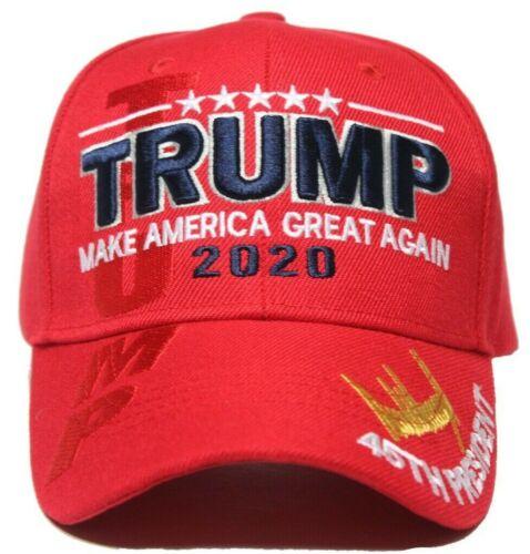MAGA Make America Great Again Donald Trump 2020 Red Hat
