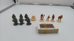 1983 Star Wars Return of the Jedi Battle at Sarlacc's Pit Board Game Parts SFB