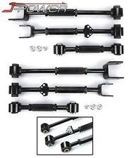 08-17 Accord 09-14 Acura TSX TL REAR Camber Kit PAIR Set of 6 pcs