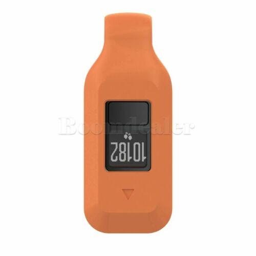 Smart Tracker Sports Silicone Case Belt Clip Holder For Garmin Vivofit 3 /& Jr