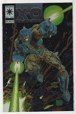 X-O Manowar #0 (Aug 1993, Acclaim / Valiant)