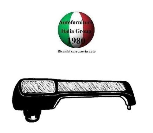 MANIGLIA PORTA POSTERIORE DX EST NERA FIAT UNO 89/>95 5P 1989/>1995