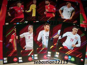 Panini Adrenalyn World Cup Russia 2018 Limited Edition Matić / Muwallad / Jesus