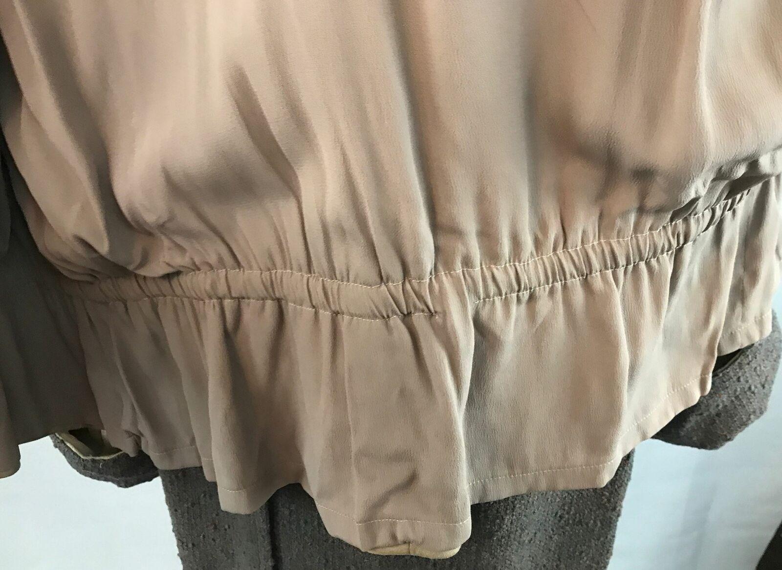 Vintage Bonnie Cashin Leather Jacket and Skirt Se… - image 9